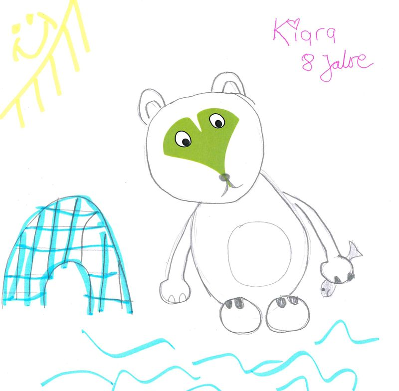Eisbär – Kiara, 8 Jahre (Gewinner November 2017)