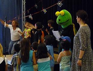 mimi macht Mut: Sommerfest 2009